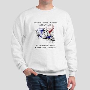 Aks & Garden Gnomes Sweatshirt