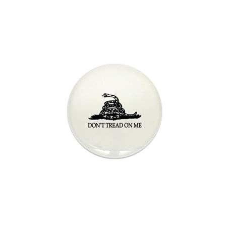 Don't Tread On Me Mini Button (100 pack)