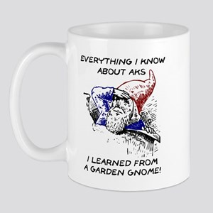Aks & Garden Gnomes Mug