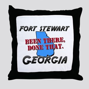 fort stewart georgia - been there, done that Throw