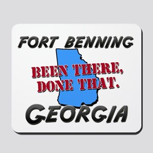fort benning georgia - been there, done that Mouse