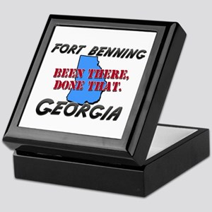 fort benning georgia - been there, done that Keeps