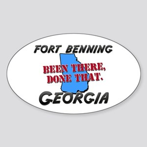 fort benning georgia - been there, done that Stick
