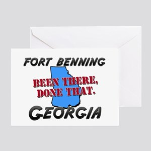 fort benning georgia - been there, done that Greet