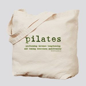 Pilates Spirit Tote Bag