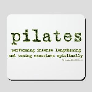 Pilates Spirit Mousepad