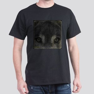 Wolf Eyes: The Mystic Black T-Shirt