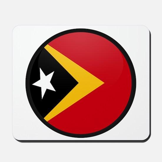 Timor Leste Mousepad