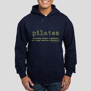 Pilates Spirit Hoodie (dark)