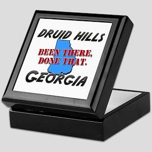 druid hills georgia - been there, done that Keepsa