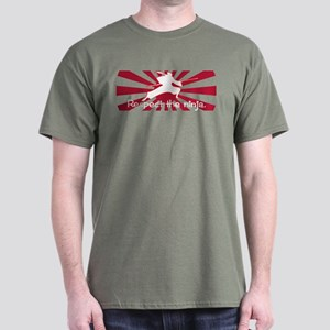 Ninja Respect (Sun) Dark T-Shirt