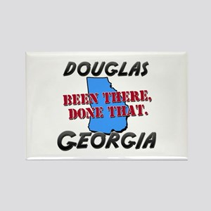 douglas georgia - been there, done that Rectangle