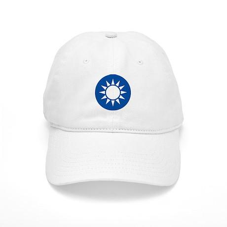 taiwan Coat of Arms Cap