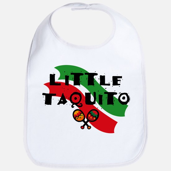 Little Taquito Bib