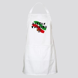 Little Taquito BBQ Apron