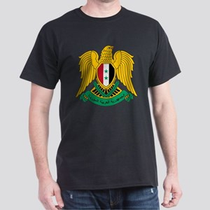 Syria Coat of Arms Dark T-Shirt