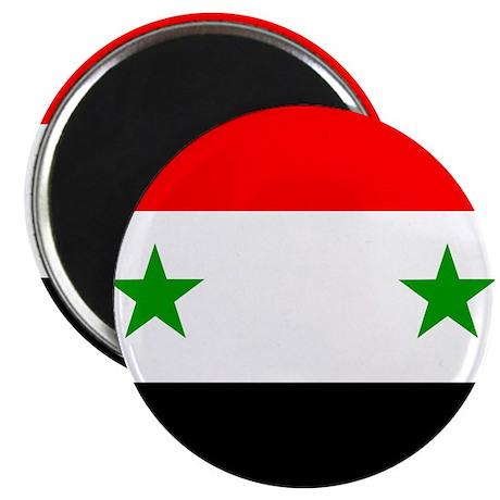 "Syrian 2.25"" Magnet (100 pack)"