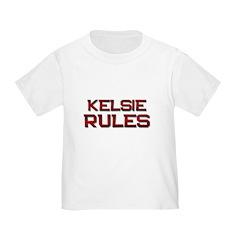 kelsie rules T
