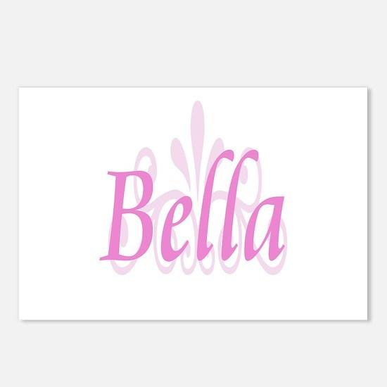 Unique Bella Postcards (Package of 8)