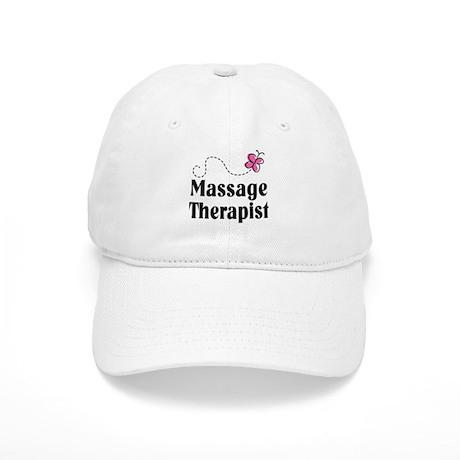 Pretty Massage Therapist Cap