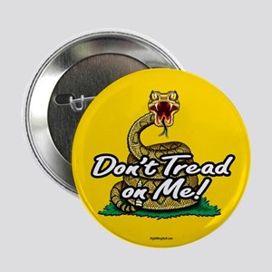 "DTOM - Custom Snake 2.25"" Button (10 pack)"