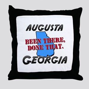 augusta georgia - been there, done that Throw Pill