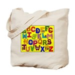 ABC Animals Alphabet Tote Bags for Teachers