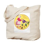 Mother Goose Child's Tote Bags