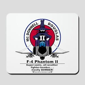 F-4 Mousepad