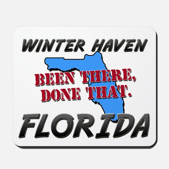winter haven florida - been there, done that Mouse