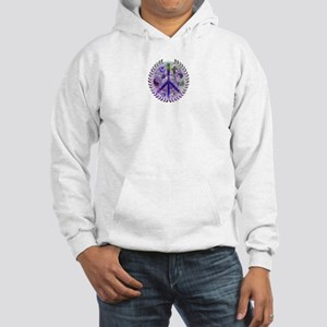 Great Buy! World Peace Hooded Sweatshirt