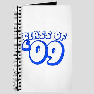 Class Of 09 (Blue Bubble) Journal
