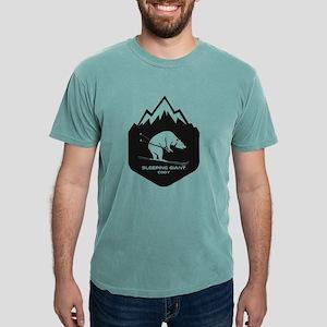 Sleeping Giant Ski Resort - Cody - Wyomi T-Shirt