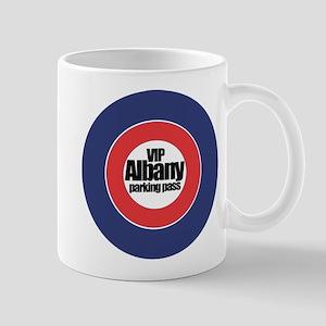 Albany VIP Parking - Mug