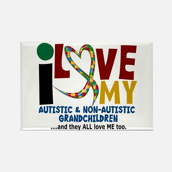 I Love My Autistic & NonAutistic Grandchildren 2 R