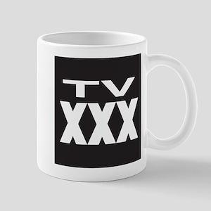 TV XXX Rating Mug