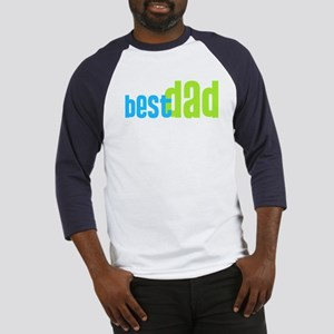 Best Dad Baseball Jersey
