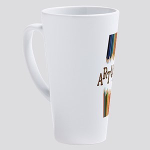 Artubble 17 oz Latte Mug