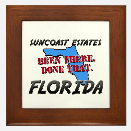 suncoast estates florida - been there, done that F