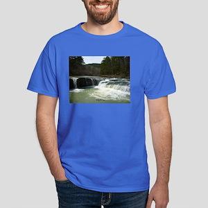 Haw Falls 1 Dark T-Shirt