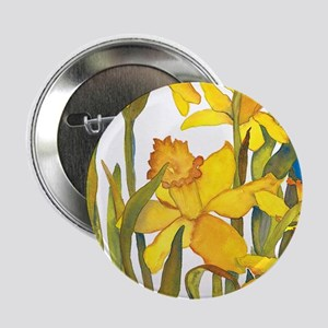 "2.25"" Daffodil Button"