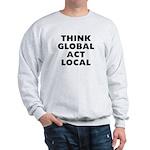Think Global Sweatshirt