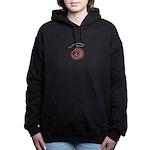 I'm a Ferocious Dinosaur Women's Hooded Sweatshirt