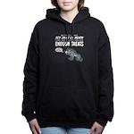 Not Enough Treats Women's Hooded Sweatshirt