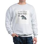 Not Enough Treats Sweatshirt
