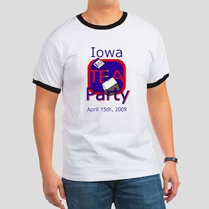 Iowa Tea Party: Ringer T