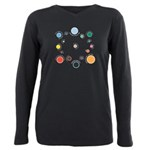 Outer Planes Plus Size Long Sleeve Tee