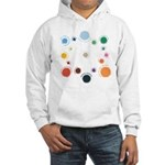 Outer Planes Hooded Sweatshirt
