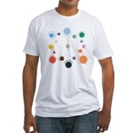 Outer Planes Fitted T-Shirt