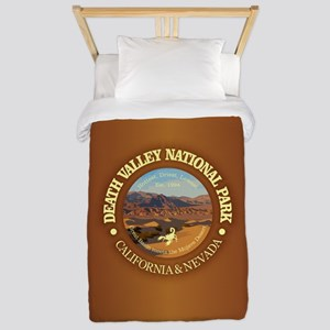 Death Valley NP Twin Duvet Cover